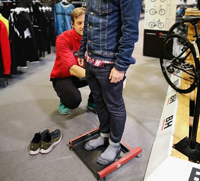 elegir la talla de tu bicicleta