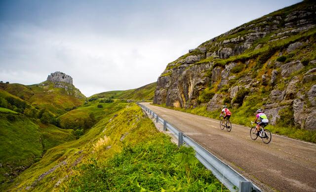 Ciclismo por Cantabria