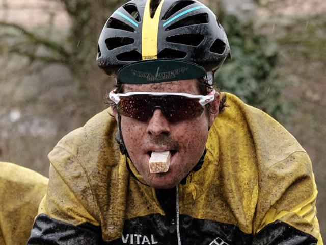 alimentación del cicloturista