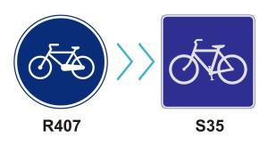 circular en bici por la ciudad