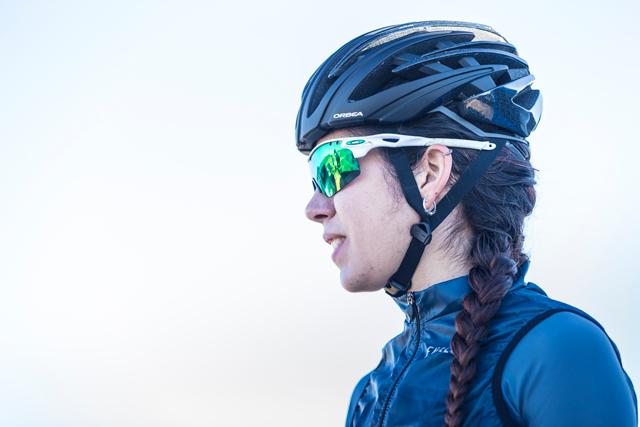 protegerme del sol en bicicleta