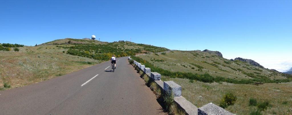 ciclismo madeira ruta