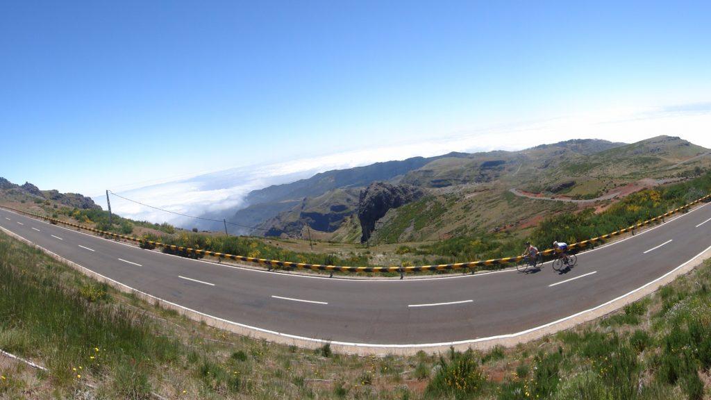ruta ciclista madeira