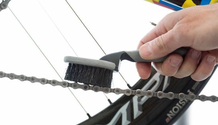 Cuidados y mantenimiento de la cadena de la bicicleta