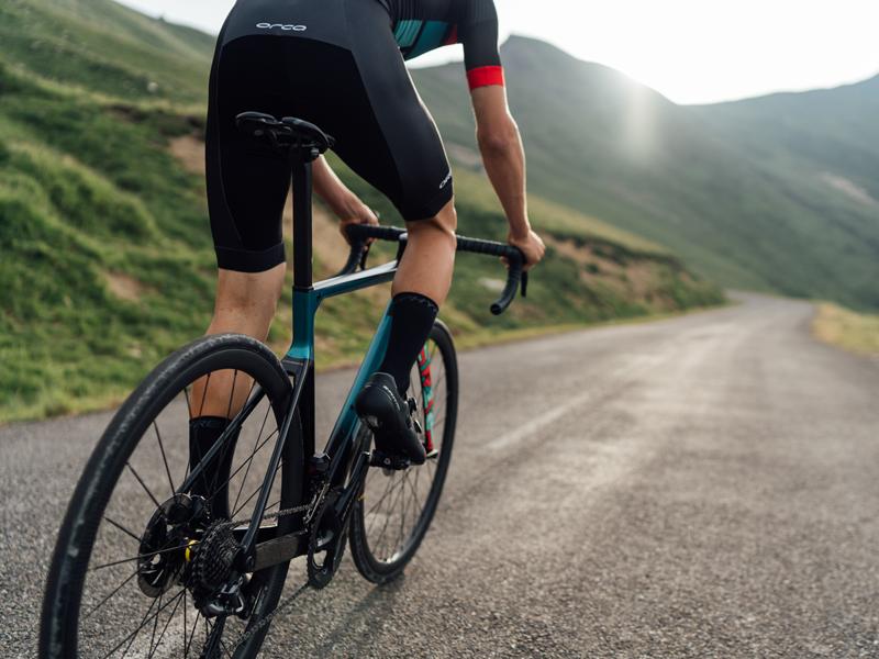 recuperar la forma para la temporada ciclista
