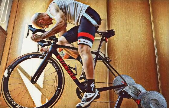 Cómo puedes optimizar al máximo tu entrenamiento con el rodillo