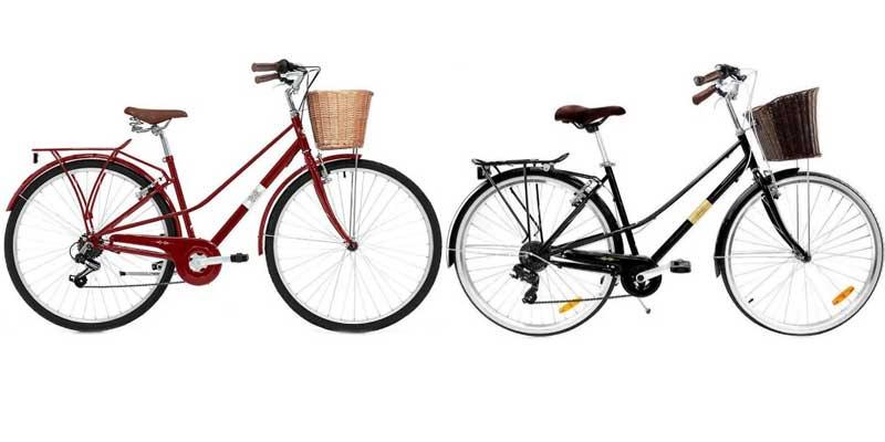 Bicicletas urbanas por menos de 400 €.Monty Vintage