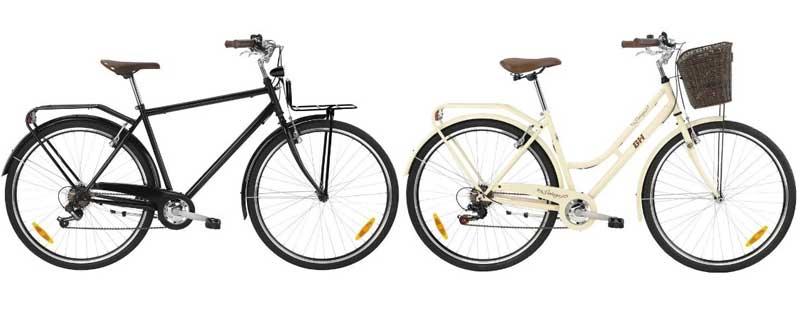 Bicicletas urbanas por menos de 400 €. BH Retro 1909