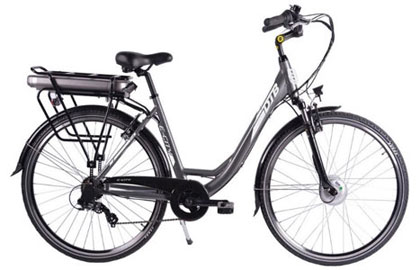 DTB City E-Bike