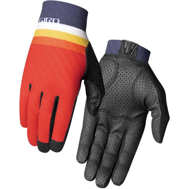 Los 10 mejores guantes para ciclistas de este verano: Giro RIVET CS 2020