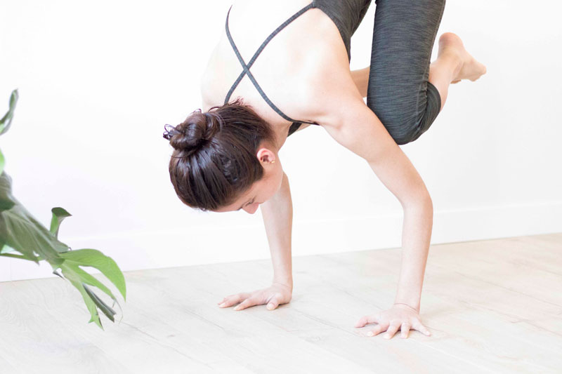 Yoga: equilibrio