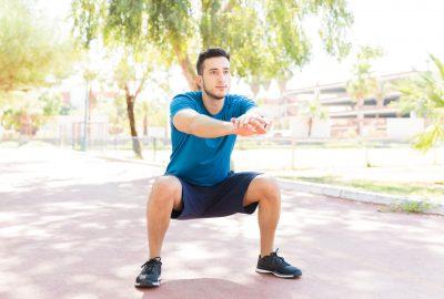 Cómo entrenar al aire libre para quemar grasa