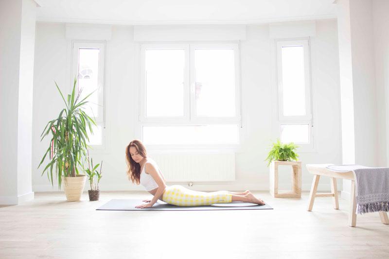 Yoga: práctica basada en la respiración