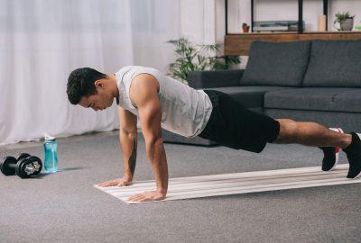 Cómo mantener la forma y ganar fuerza en solo 8 minutos al día