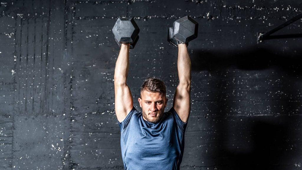 Un circuito de CrossFit para entrenar todo tu cuerpo en 30 minutos