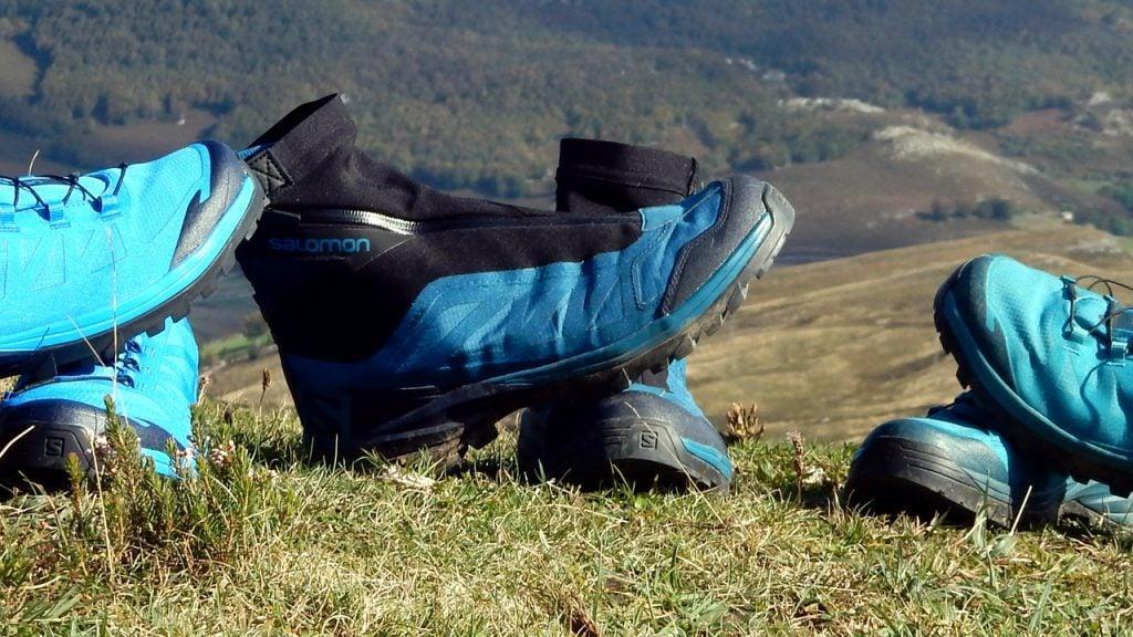 ¿Zapatillas o botas de trekking?