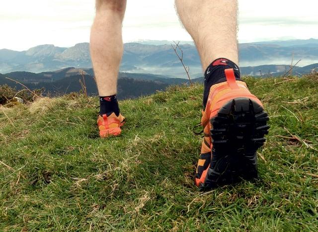 Zapatillas de trekking o botas