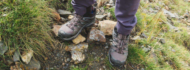 Salomon X Ultra 3 GTX, un 4x4 en tus pies - Blog de Montaña ...