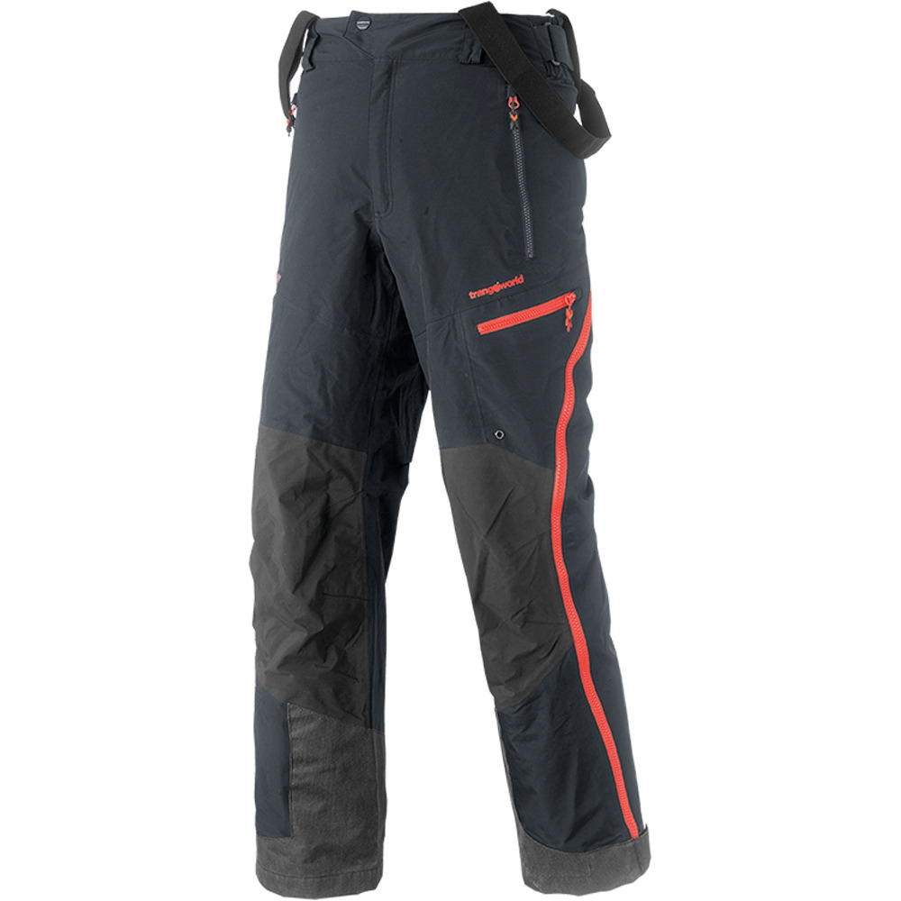 Pantalones impermeables en la montaña: cómo elegirlos y