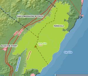ruta por la Serra d'Irta