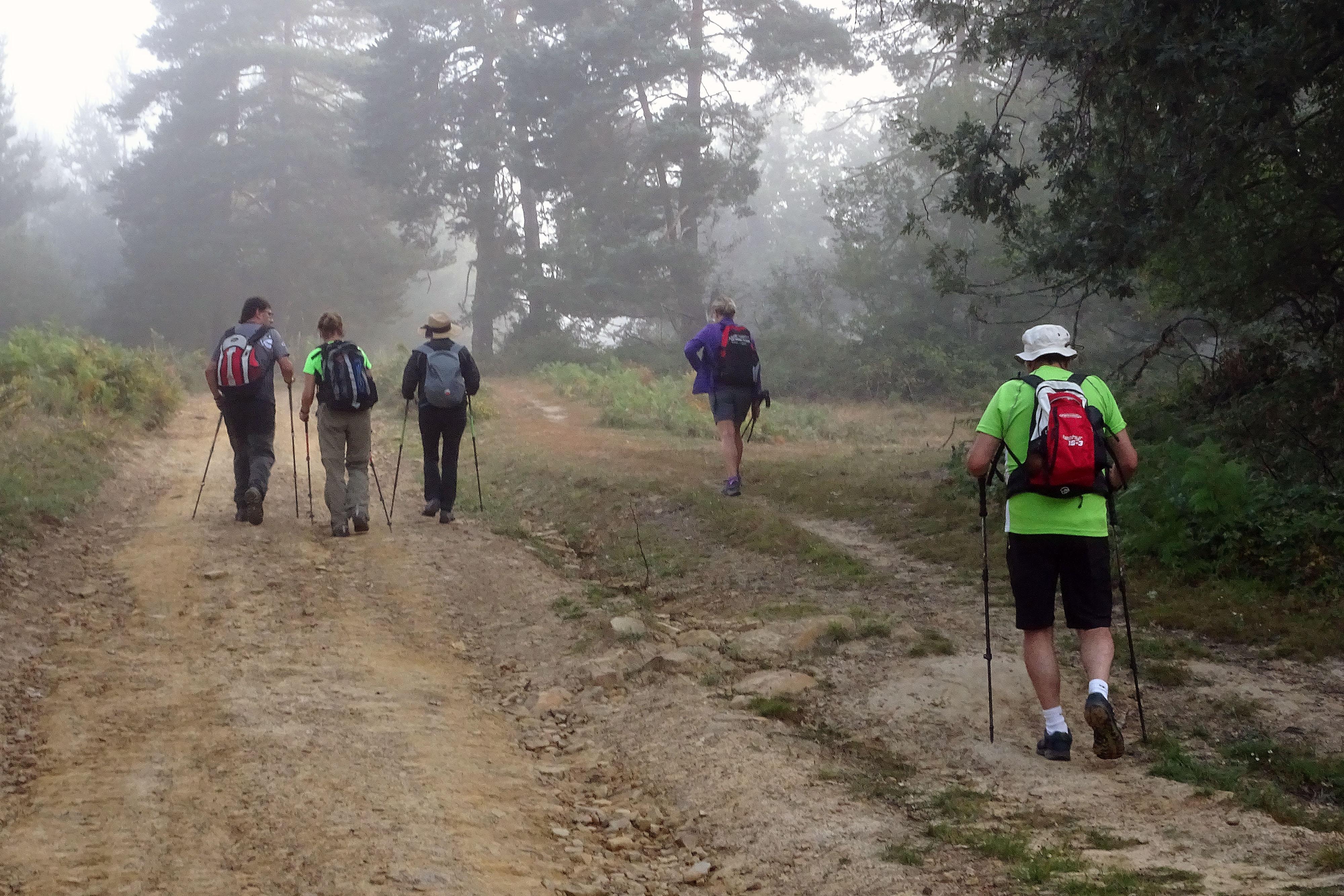 Cómo calcular tu mejor ritmo de marcha en la montaña