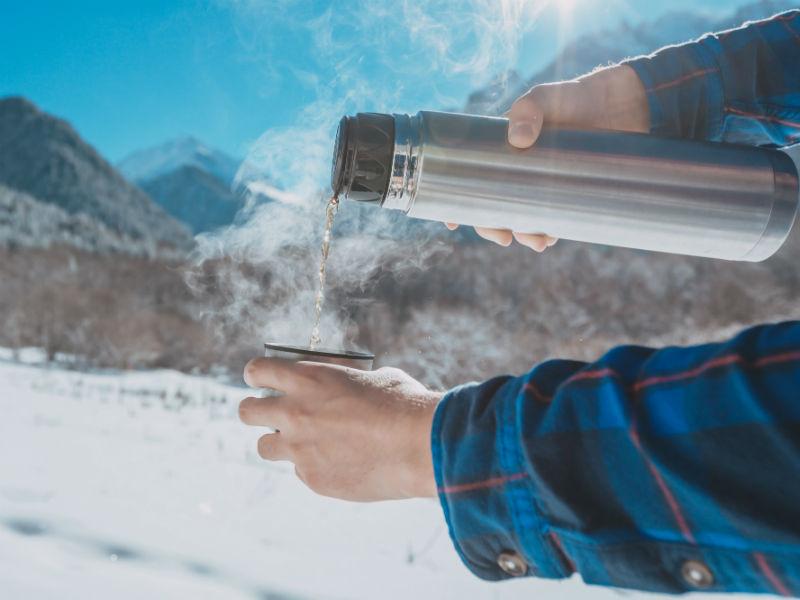 beber caliente hipotermia