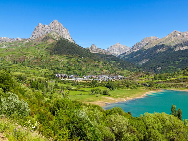 montañas de la Península con aires alpinos