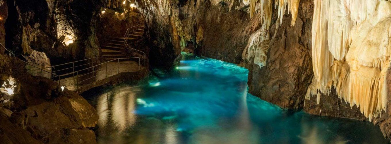 Las 10 mejores cuevas de la Península