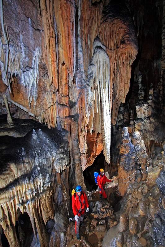 Cueva de La Galiana (Ucero, Soria)