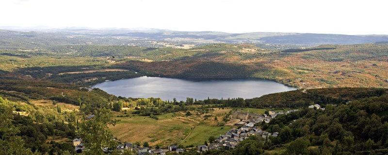Lago de Sanabria. Turismo Castilla y León