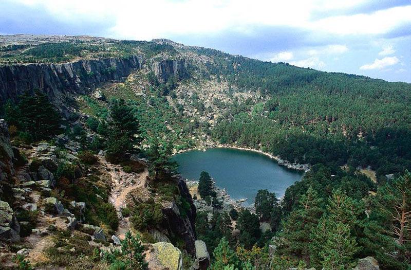 Laguna negra. Diputación de Soria (Desarrollo Económico y Turismo)