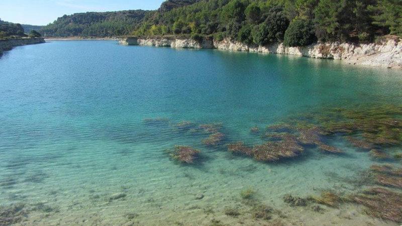 Lagunas de Ruidera. urismo Castilla la Mancha