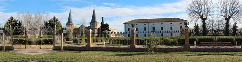 Camino de La Alfranca en Zaragoza