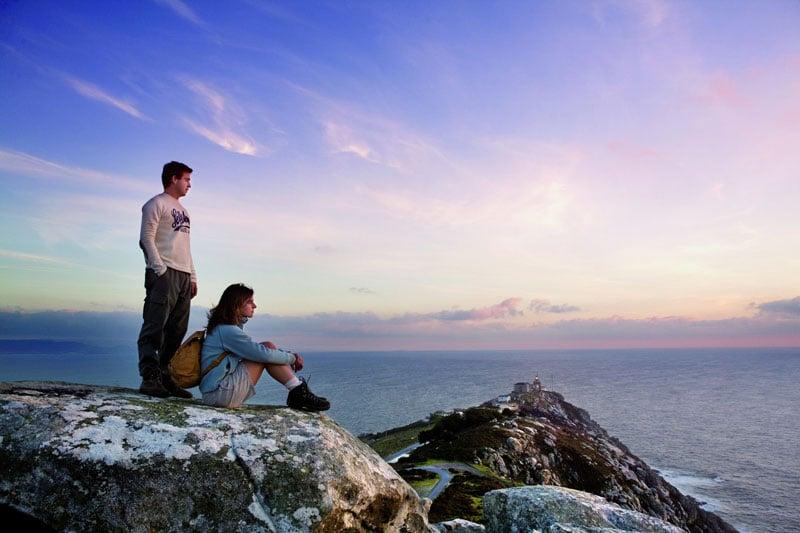 Los 10 mejores lugares naturales para ver atardeceres espectaculares. Finisterre (A Coruña, Galicia)