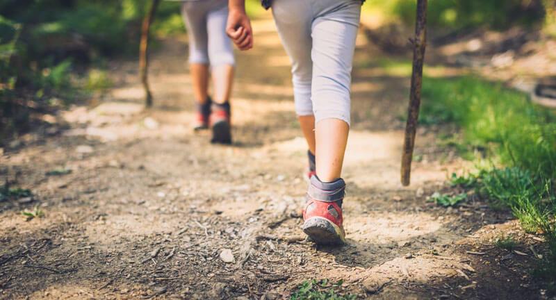 Las 6 mejores zapatillas infantiles de senderismo