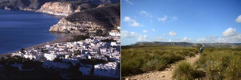 Los 7 mejores geoparques: Cabao de Gata Níjar