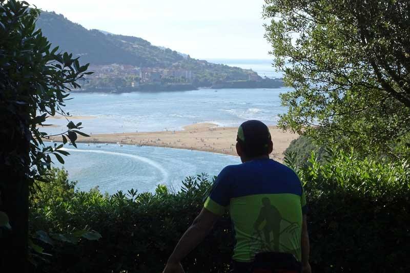 Mundaka y playa de Laida