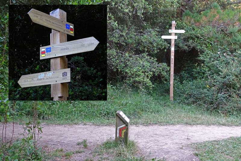 Cruce de Dantzaleku