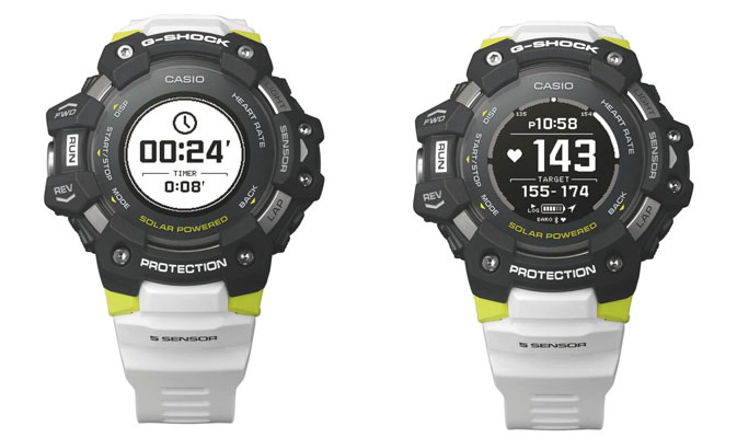 G- Shock - GBD-H1000 colores