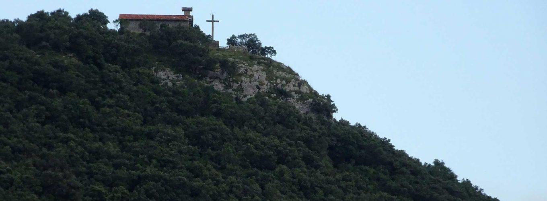 Hasta la cima del monte Atxarre