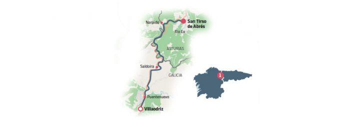 Vía Verde del Eo