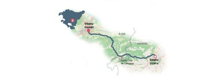 Vía Verde del Ferrocarril Vasco-Navarro