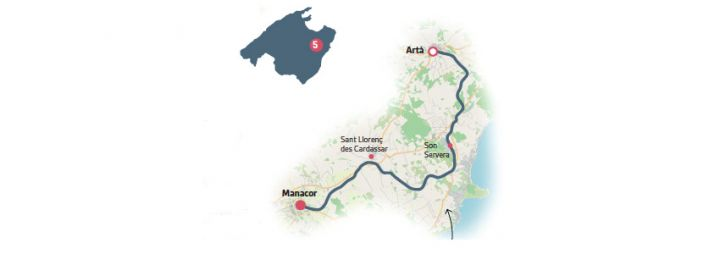 Vía Verde Manacor - Arà