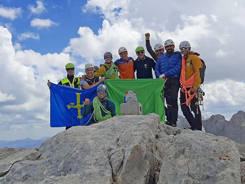 Escalar el Pico Urriellu con ELA