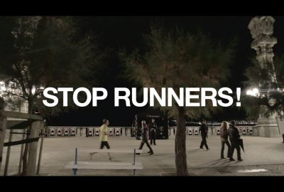 STOP RUNNERS!