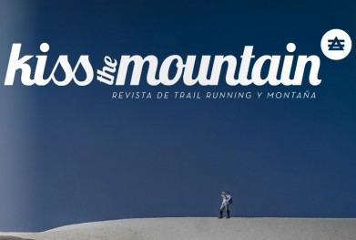 Portada revista Kiss the mountain