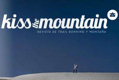 Portada revista Kiss the mountain