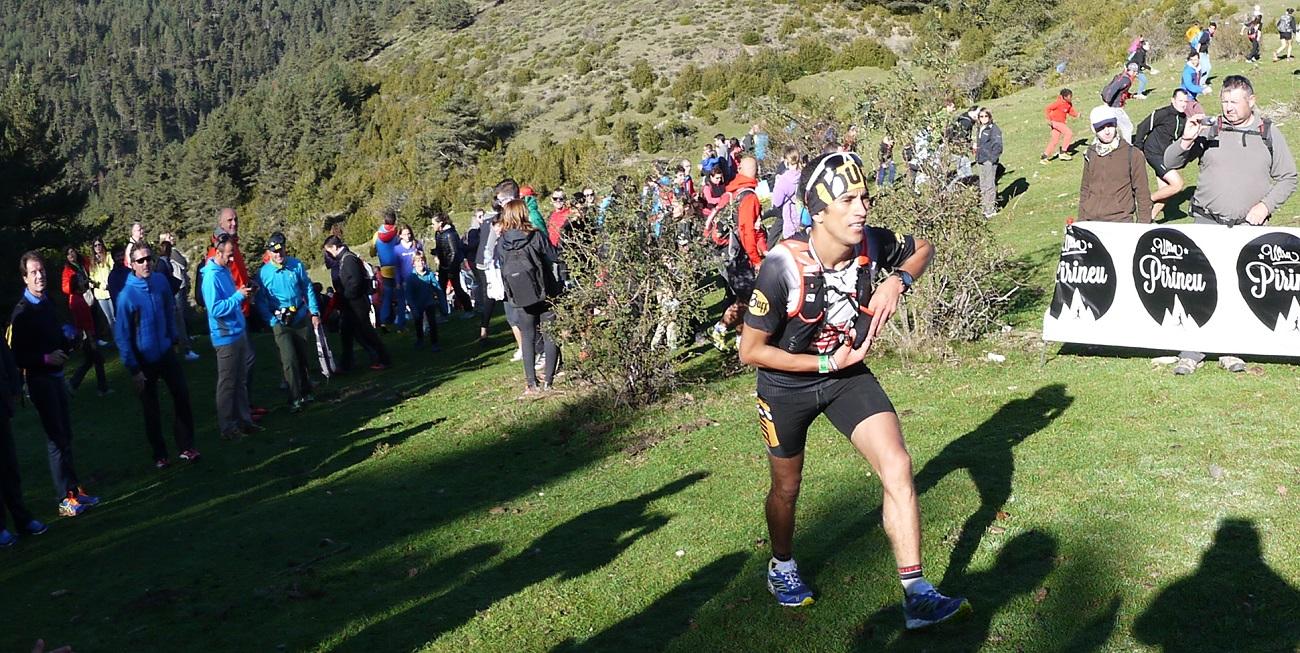 Pasion por correr Zaid Ait Malek
