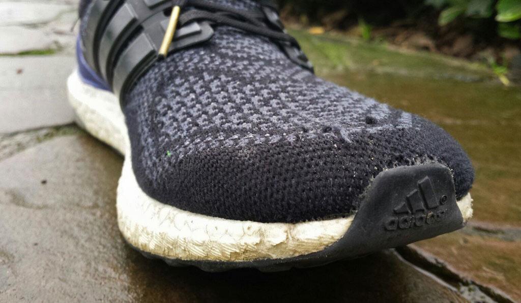 Desgaste Adidas Boost