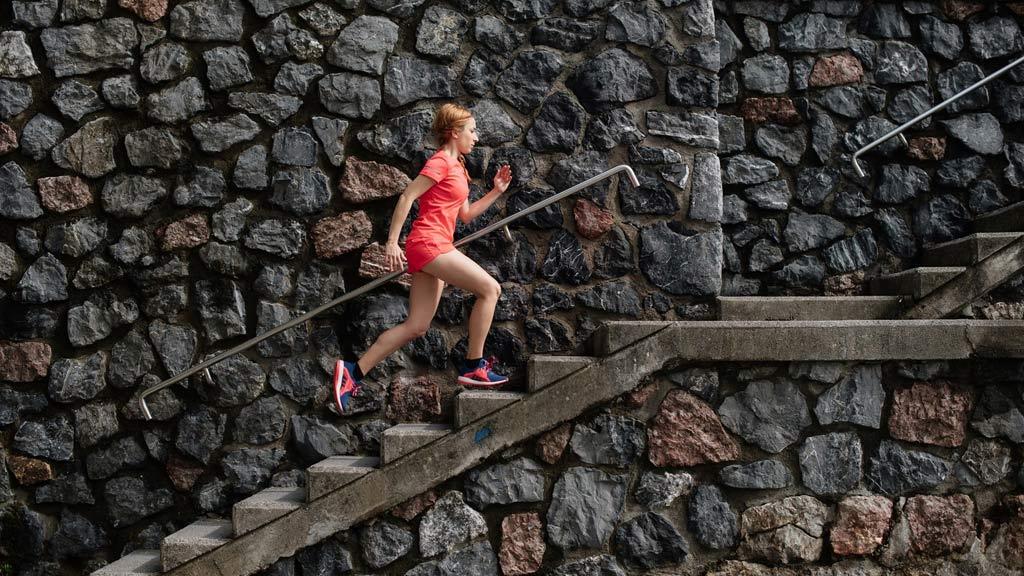 Adidas pureboost escaleras